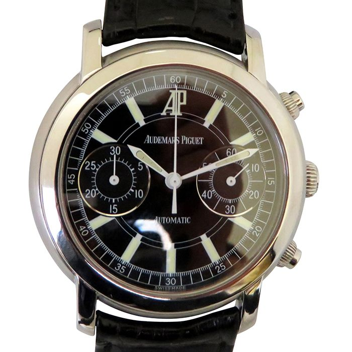 AUDEMARS PIGUET AUDEMARS PIGUET Jules Audemars Chronograph 25859ST USED Watch mens