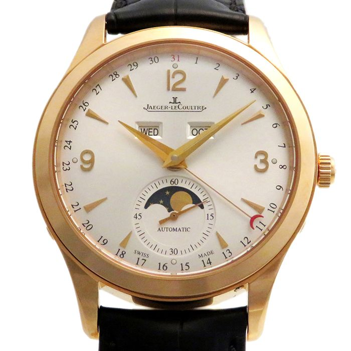 JAEGER LE COULTRE JAEGER LE COULTRE Master calendar Q1552520 New product Watch mens