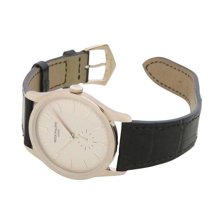 lowest price d8a8b 66e41 5196G-001 (中古) パテック・フィリップ カラトラバ   腕時計の ...