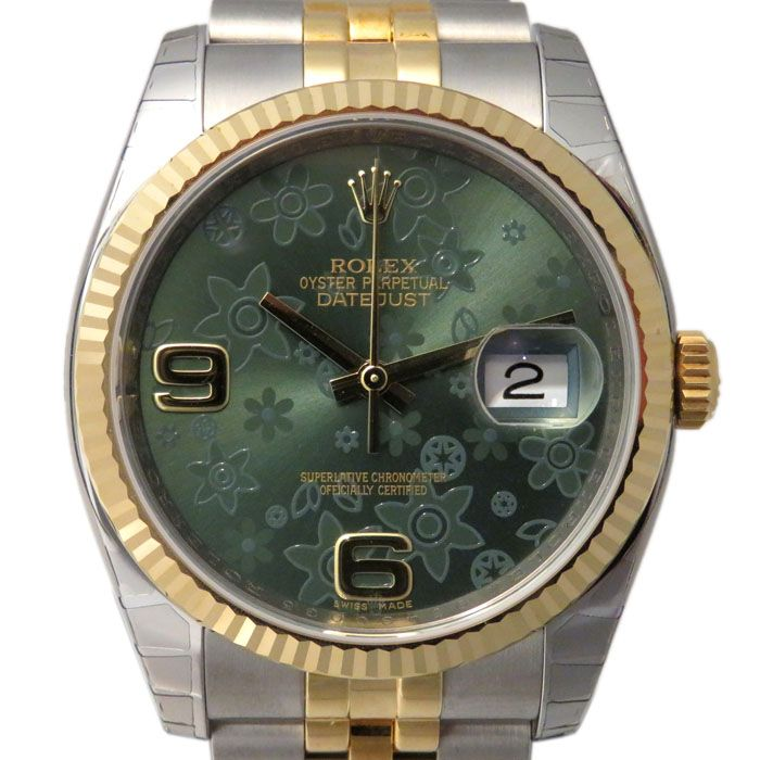 Rolex ROLEX Datejust 116233 New product Watch mens