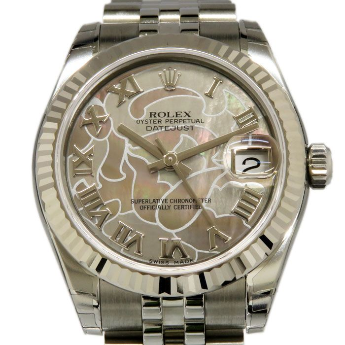 Rolex ROLEX Datejust 178274 New product Watch Women