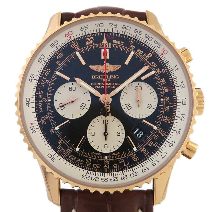 BREITLING BREITLING Navitimer 01 R022B49WBA New product Watch mens