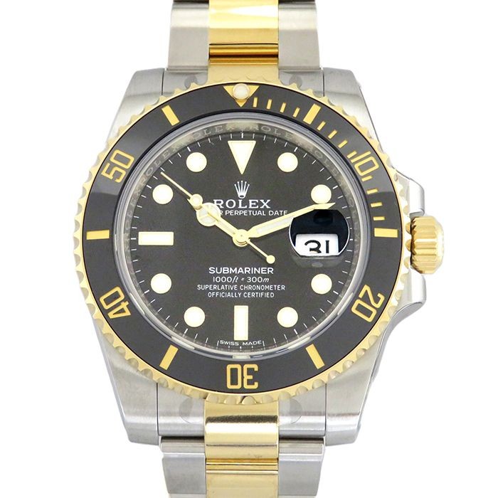 Rolex ROLEX Submarina Date 116613LN New product Watch mens