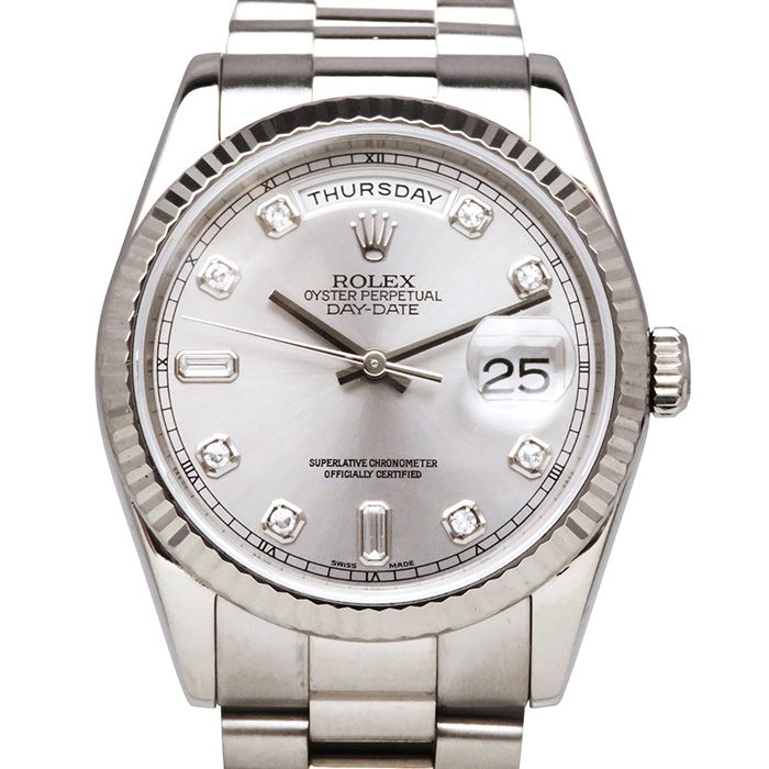 Rolex ROLEX Day-date 118239A USED Watch mens