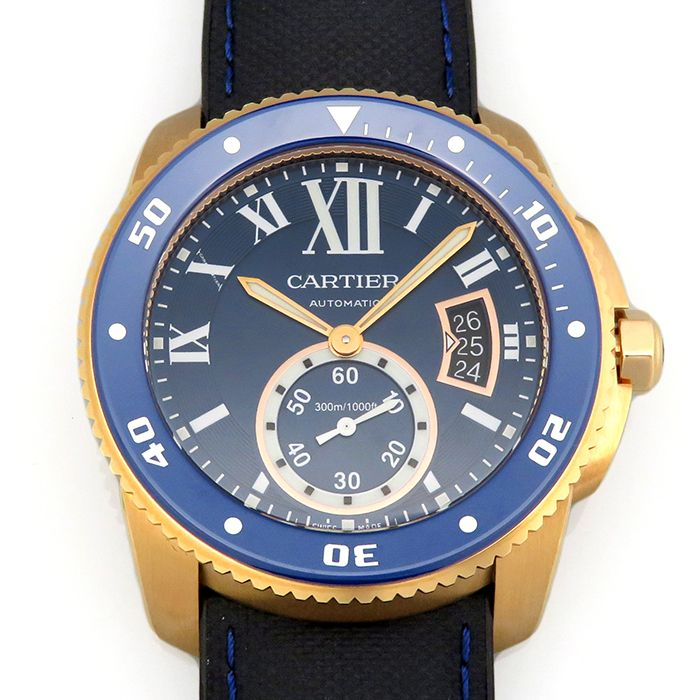 Cartier Cartier Calible Do Cartier Diver WGCA0009 New product Watch mens