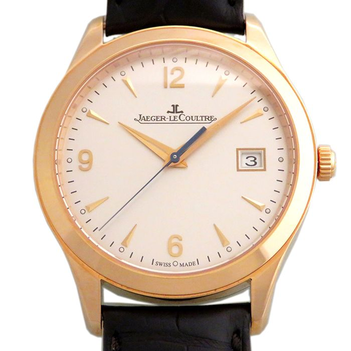 JAEGER LE COULTRE JAEGER LE COULTRE Master Control Q1542520 New product Watch mens