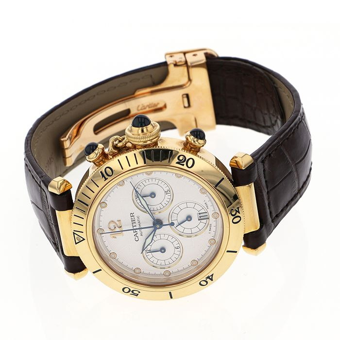 - Watch Cartier(USED) Pasha 02