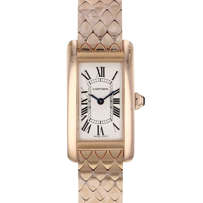 W2620031 Watch Cartier(New product) tank 01