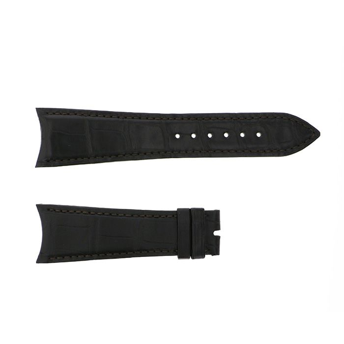 Genuine strap STRAP Audemars Piguet Dark brown leather New product Replacement Belt mens