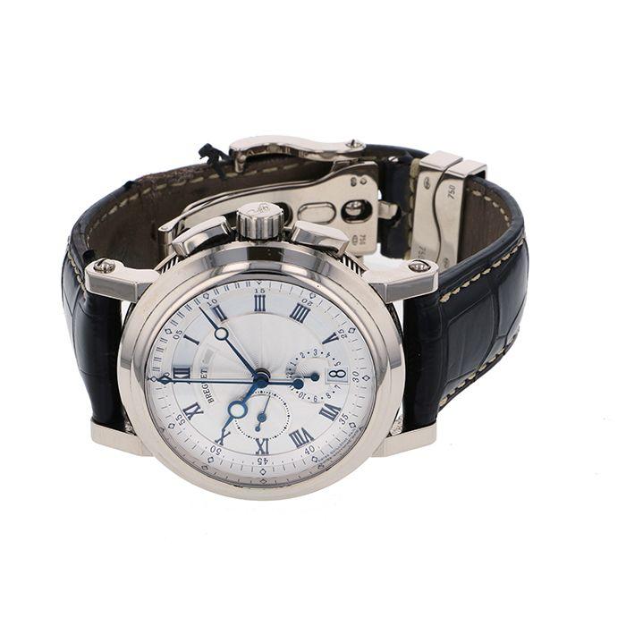 brand new 8efa3 feb4b 5827BB/12/5ZU (中古) ブレゲ マリーン   腕時計の通販 - ジェム ...