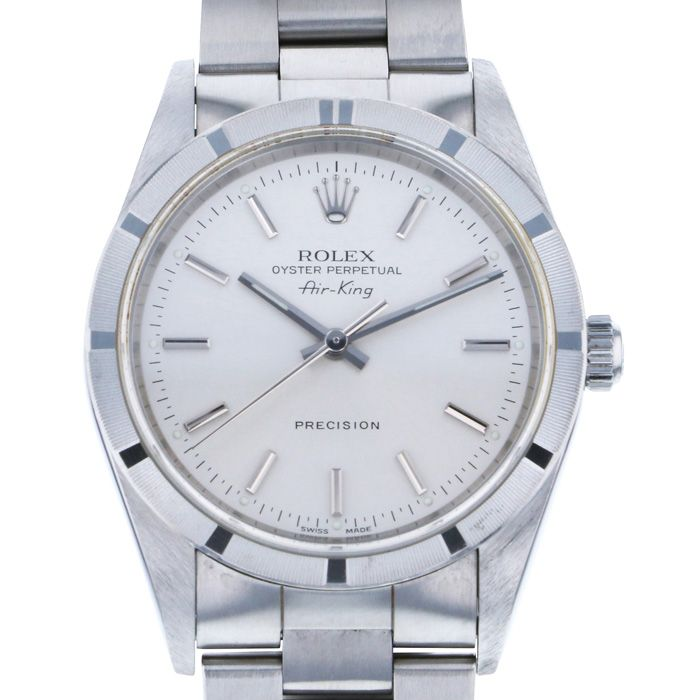 Rolex ROLEX Air king 14010 USED Watch mens