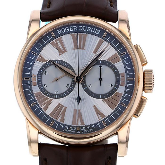 ROGER DUBUIS ROGER DUBUIS Tribute Chronograph RDDBHO0569 USED Watch mens