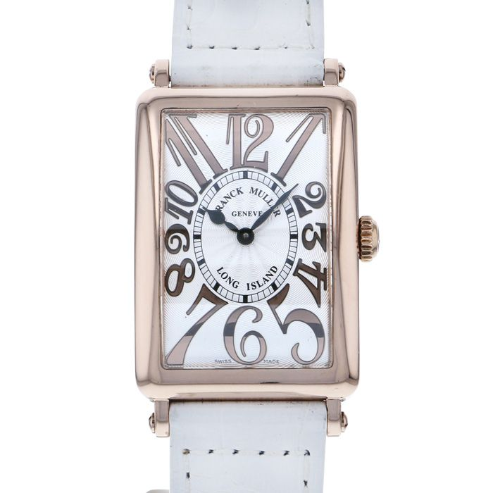 FRANCK MULLER FRANCK MULLER Long Island Relief 952QZ REL USED Watch Women