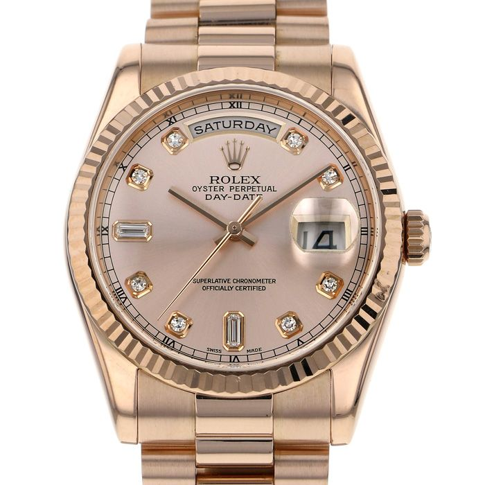 Watch Rolex(USED) Day-date
