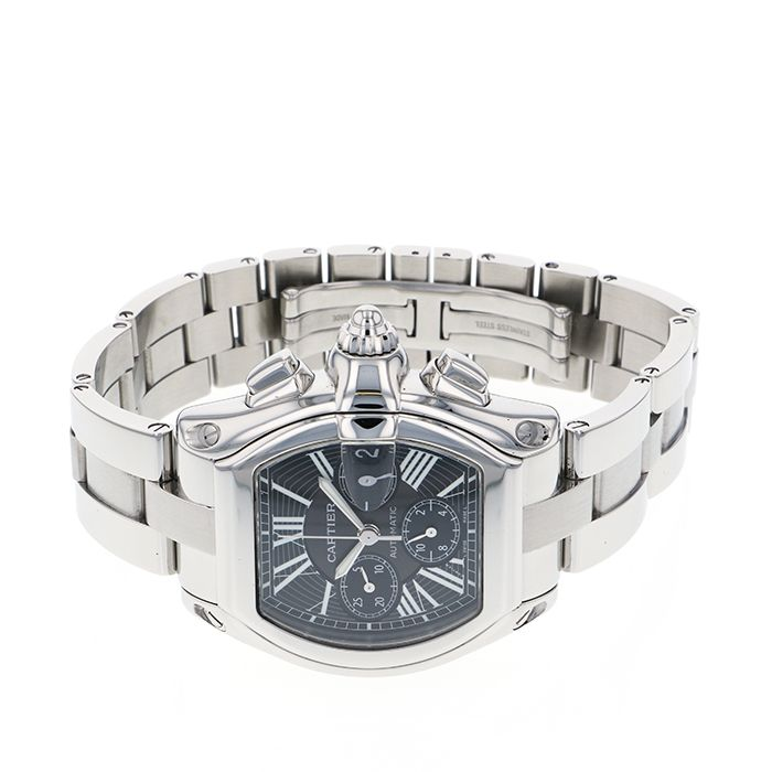 W62020X6 Watch Cartier(USED) Roadster 02
