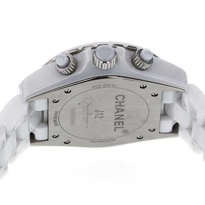 0cf32cab0510 007 - シャネル CHANEL J12 スーパーレッジェーラ H3410 中古 腕時計 メンズ