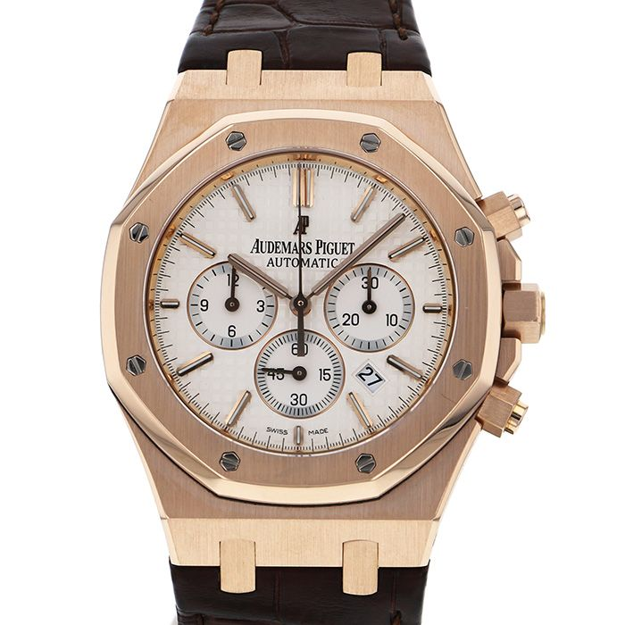 AUDEMARS PIGUET AUDEMARS PIGUET Royal Oak Chronograph 26320OR.OO.DO88CR.01 USED Watch mens