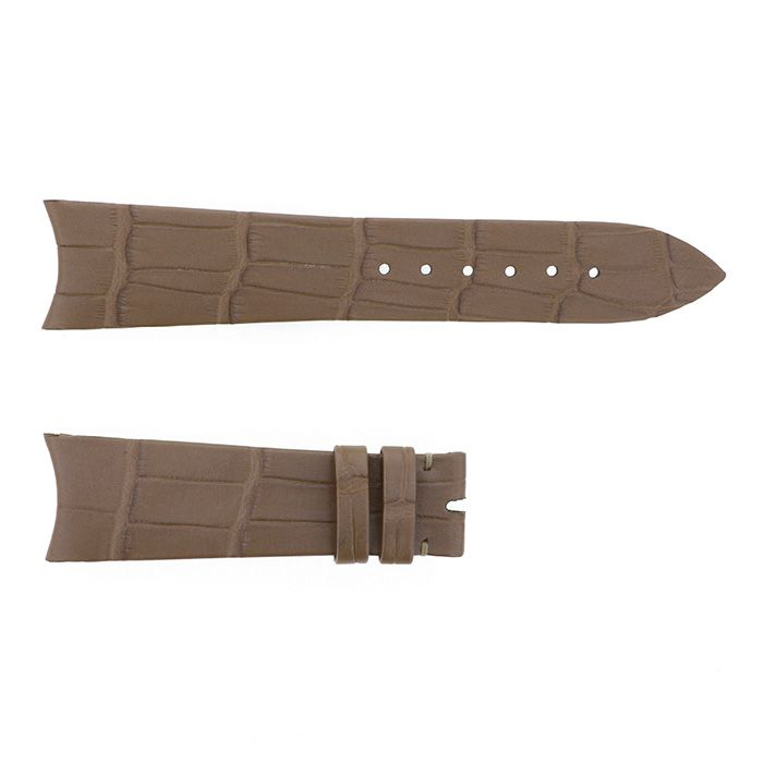 Genuine strap STRAP Audemars Piguet For millenary Camel croco New product Replacement Belt mens