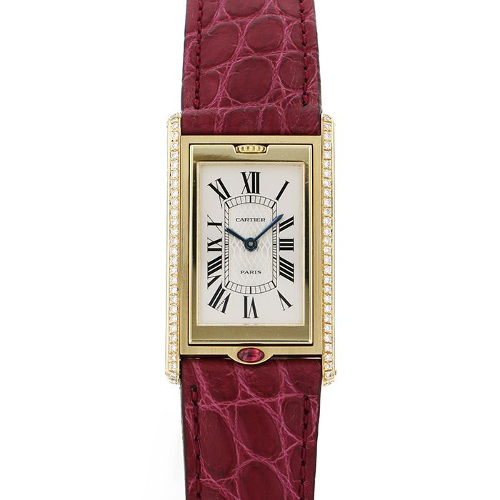 Cartier Cartier tank Basculant LM 150 limited edition of the 150th anniversary world - USED Watch Women