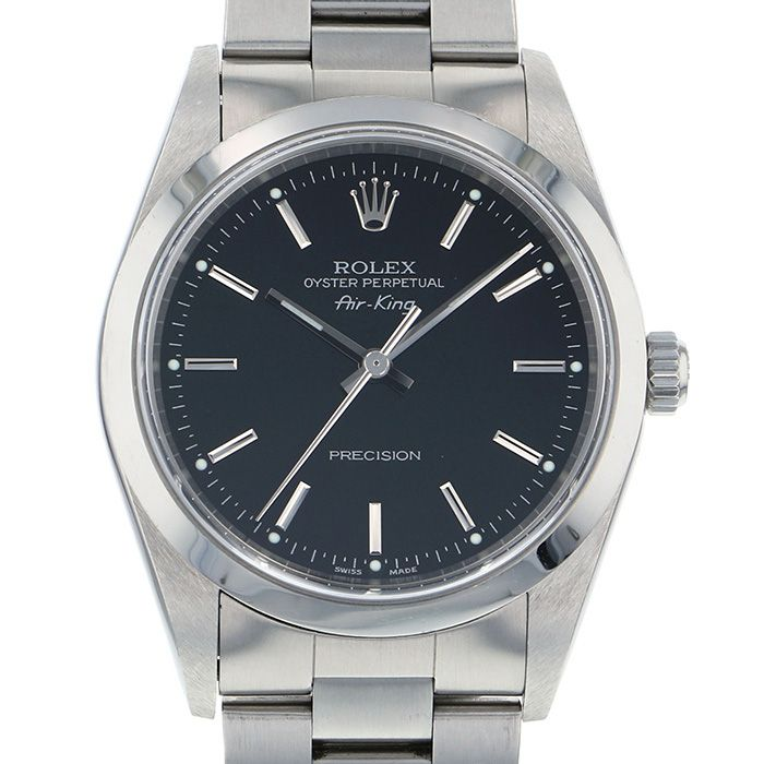 Rolex ROLEX Air king 14000M USED Watch mens