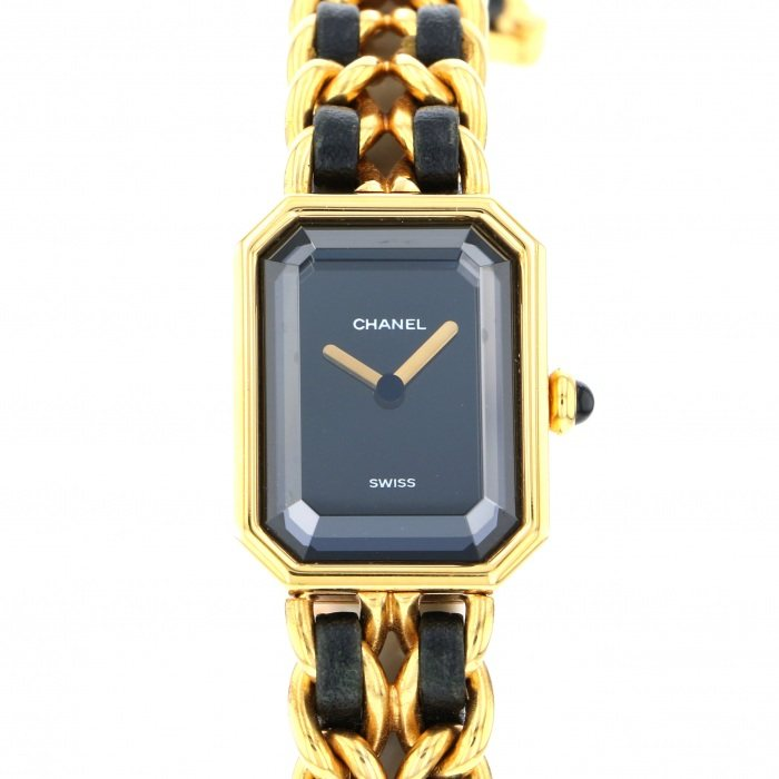 CHANEL CHANEL Premiere H0001 USED Watch Women