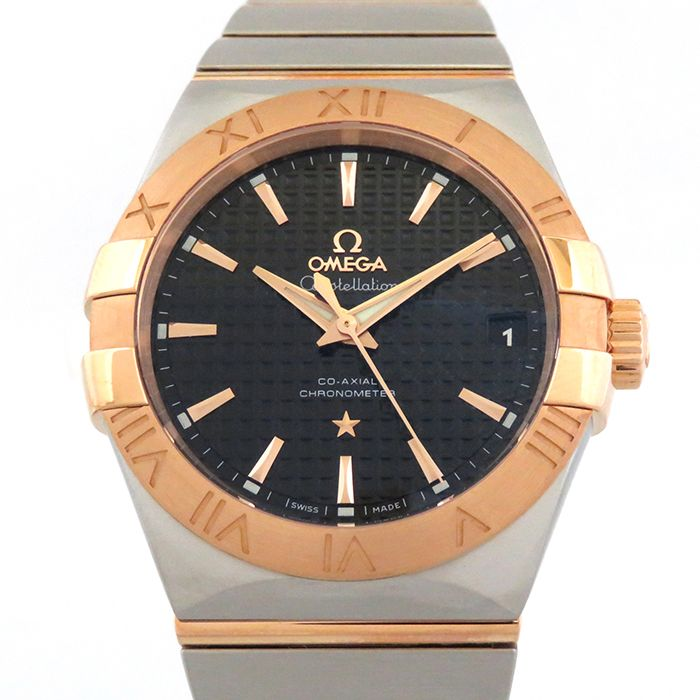 OMEGA OMEGA Constellation 123.20.38.21.01.001 New product Watch mens