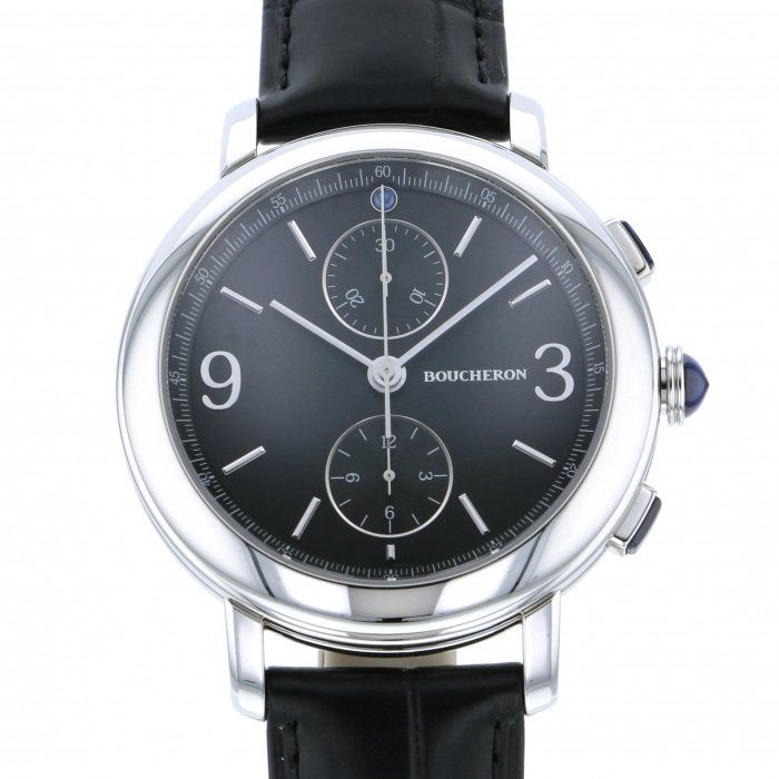 Boucheron BOUCHERON Epure Chronograph WA021302 New product Watch mens
