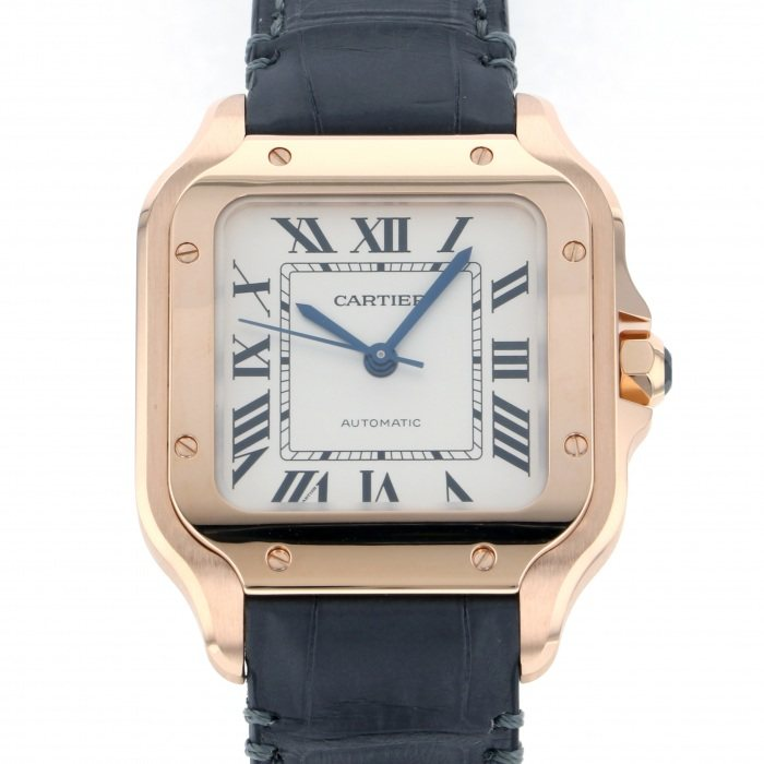 Cartier Cartier SANTOS Do Cartier MM WGSA0012 New product Watch mens