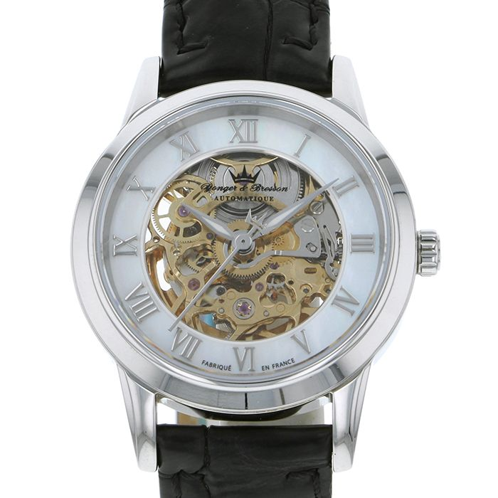 Younger & Bresson Yonger&Bresson Saumur YBD8525-10 New product Watch mens