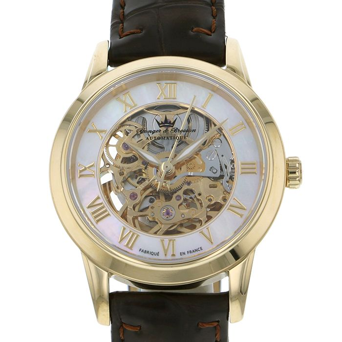 Younger & Bresson Yonger&Bresson Saumur YBD8525-33 New product Watch mens